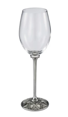Gifts Actually - Royal Selangor - Wicker White Wine Glass