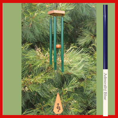Harmony Wind-chime - House Chime - Admiralty Blue