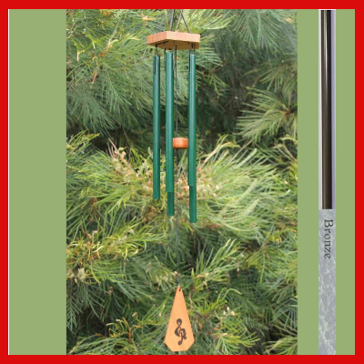 Harmony Wind-chime - House Chime - Bronze