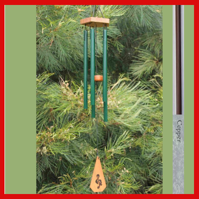 Harmony Wind-chime - House Chime - Copper