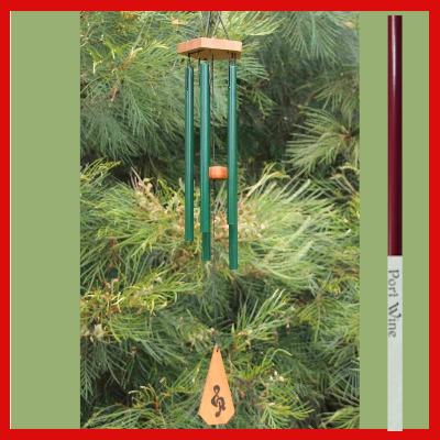 Harmony Wind-chime - House Chime - Port Wine