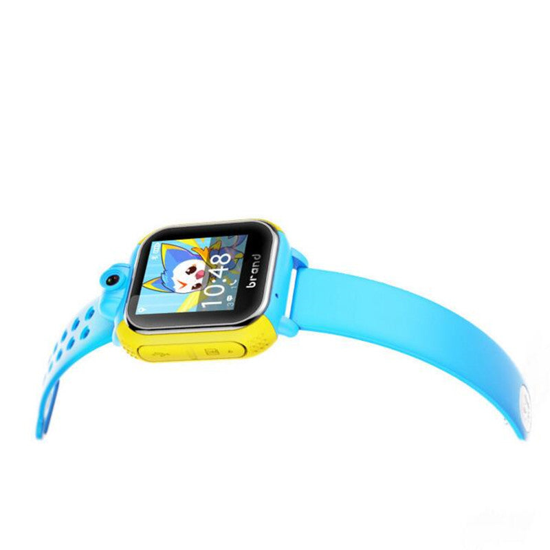 Kids GPS Wrist Watch - Blue