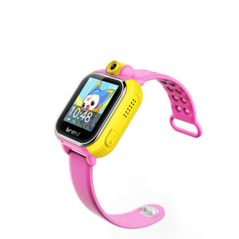 Kids GPS Wrist Watch - Pink
