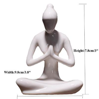 Gifts Actually - Yoga figurines - Lotus 2