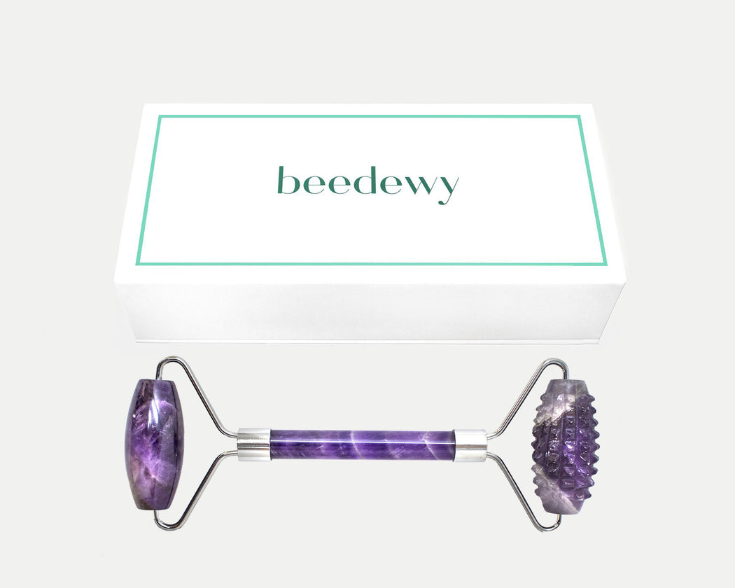 Limited Edition - BeeYoncé Amethyst Roller