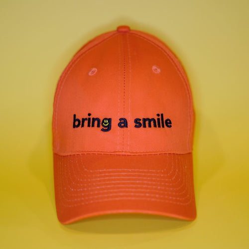 Bring A Smile Ball Cap Baseball Caps