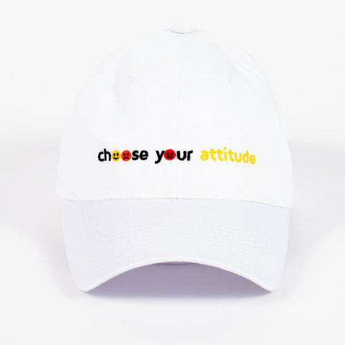 Choose Your Attitude Ball Cap Baseball Caps