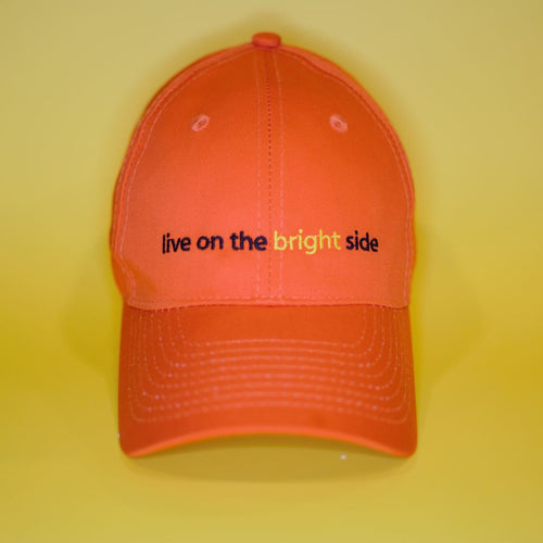 Live On The Bright Side Ball Cap Baseball Caps
