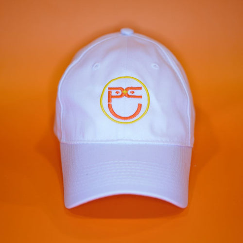Smiley Face Company Logo Ball Cap Baseball Caps