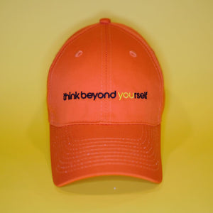 Think Beyond Yourself Ball Cap Baseball Caps