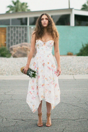 Belle Bustier Dress