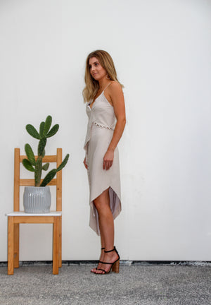 Honey Suckle Midi Dress