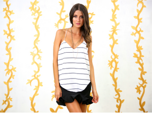 Love Indie - Little Cove T-Back Cami