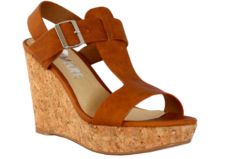 Mr & Mare - Travel Wedge Tan