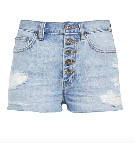 Bardot - Haze High Rise Short