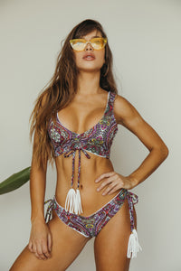 SCRUNCH top x SCRUNCH bottom // Tahiti