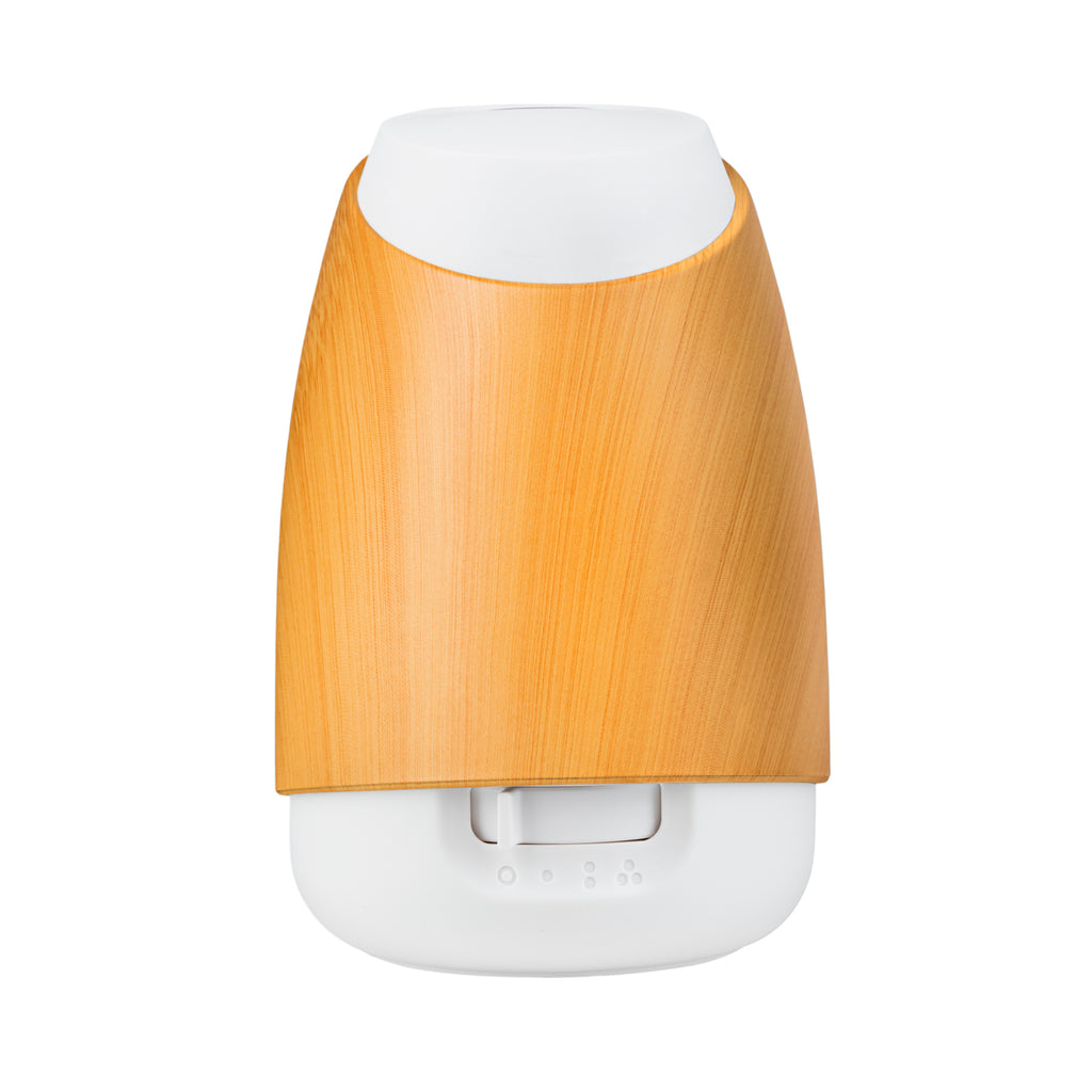 white wood oil diffuser