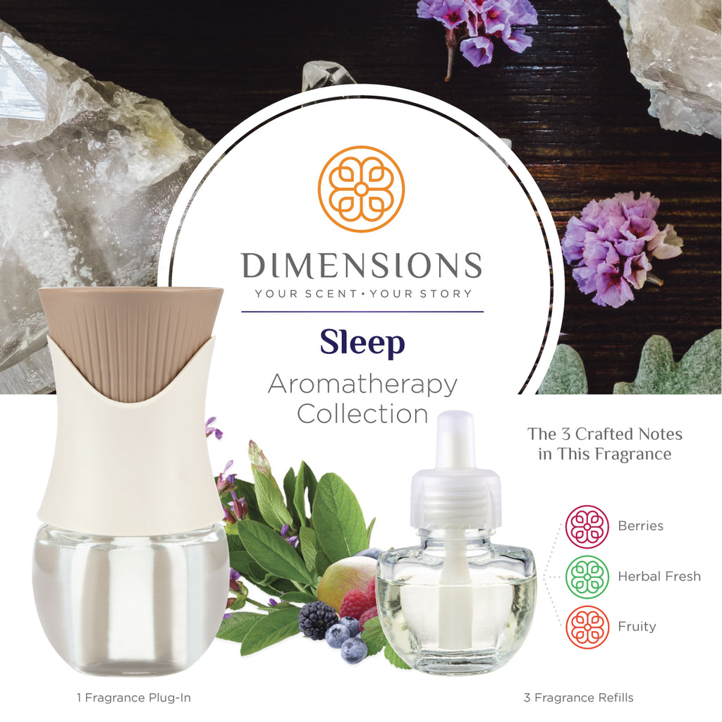 aromatherapy plug in scents