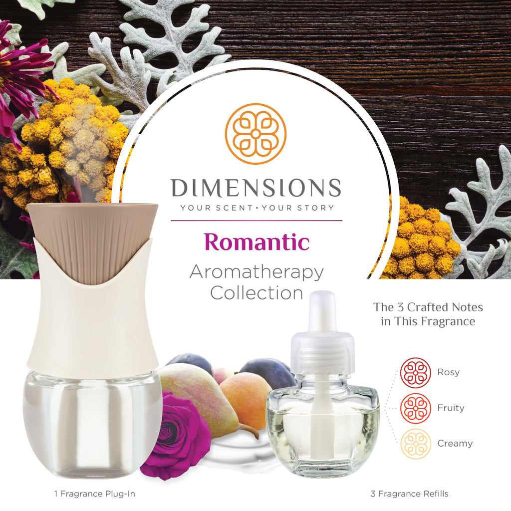 Romantic Collection with Fragrance Plug-in