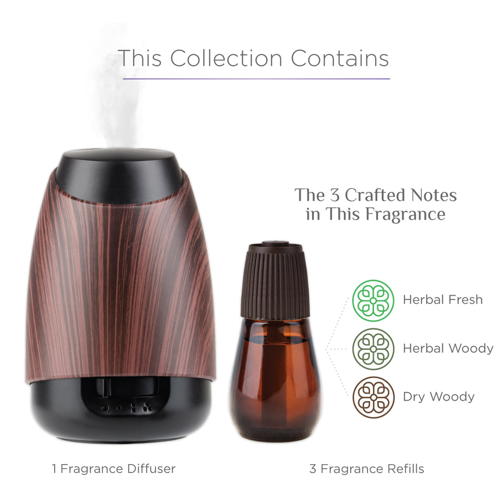 Relaxation Collection with Diffuser