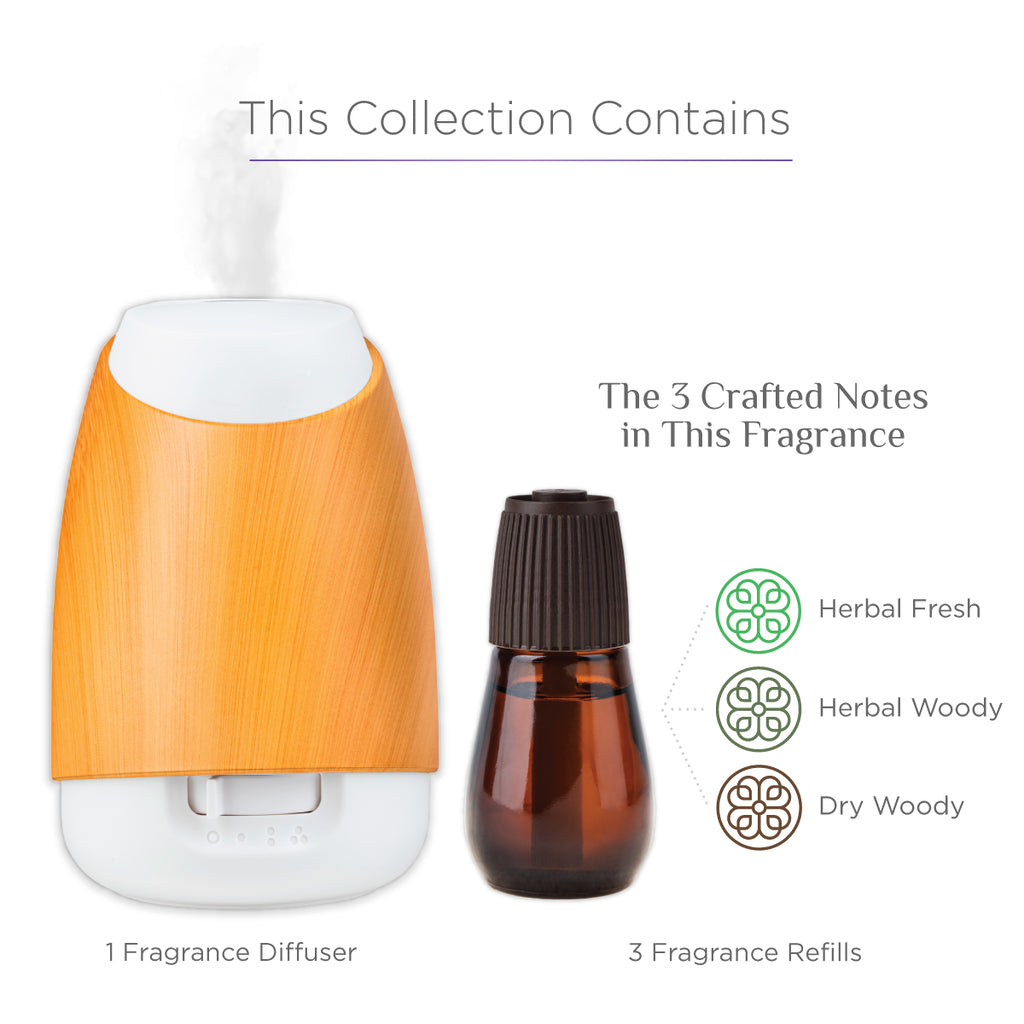 aromatherapy diffuser- relaxation