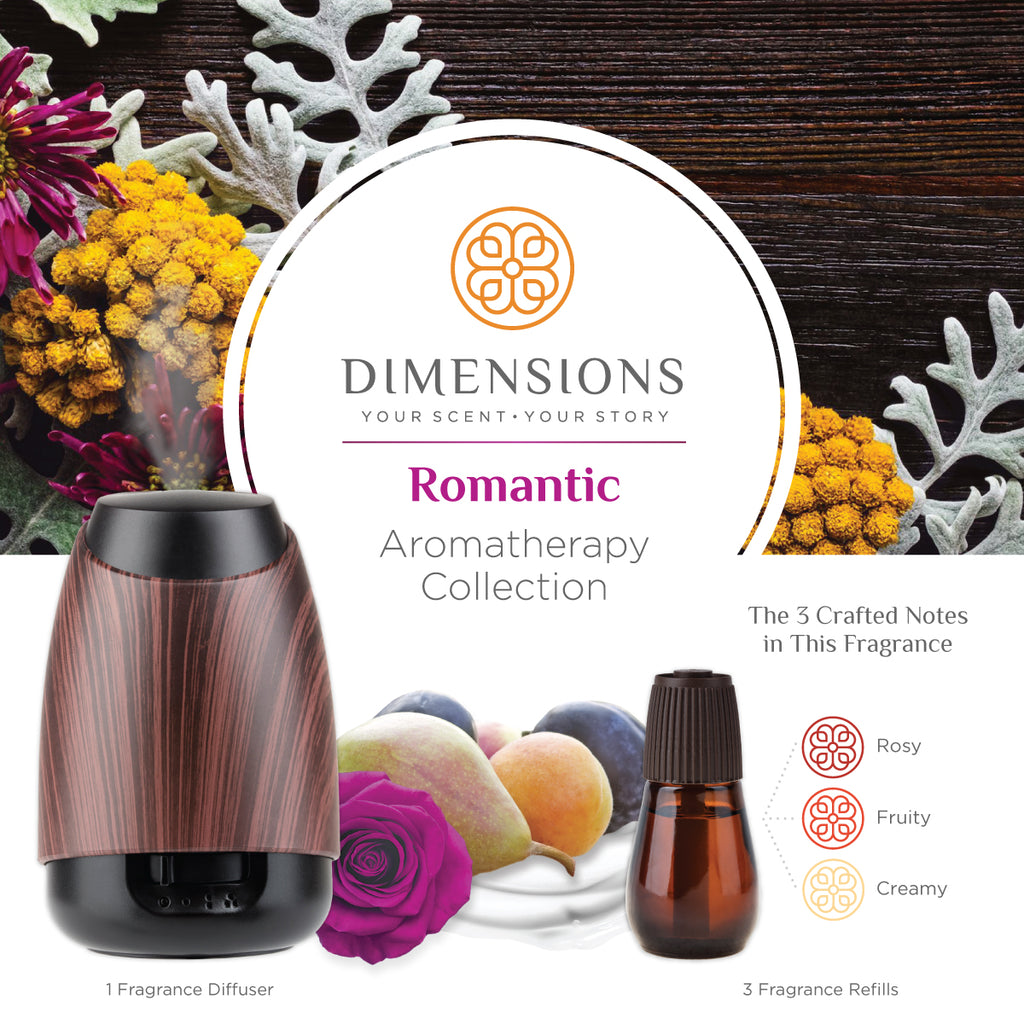 Romantic Collection with Diffuser