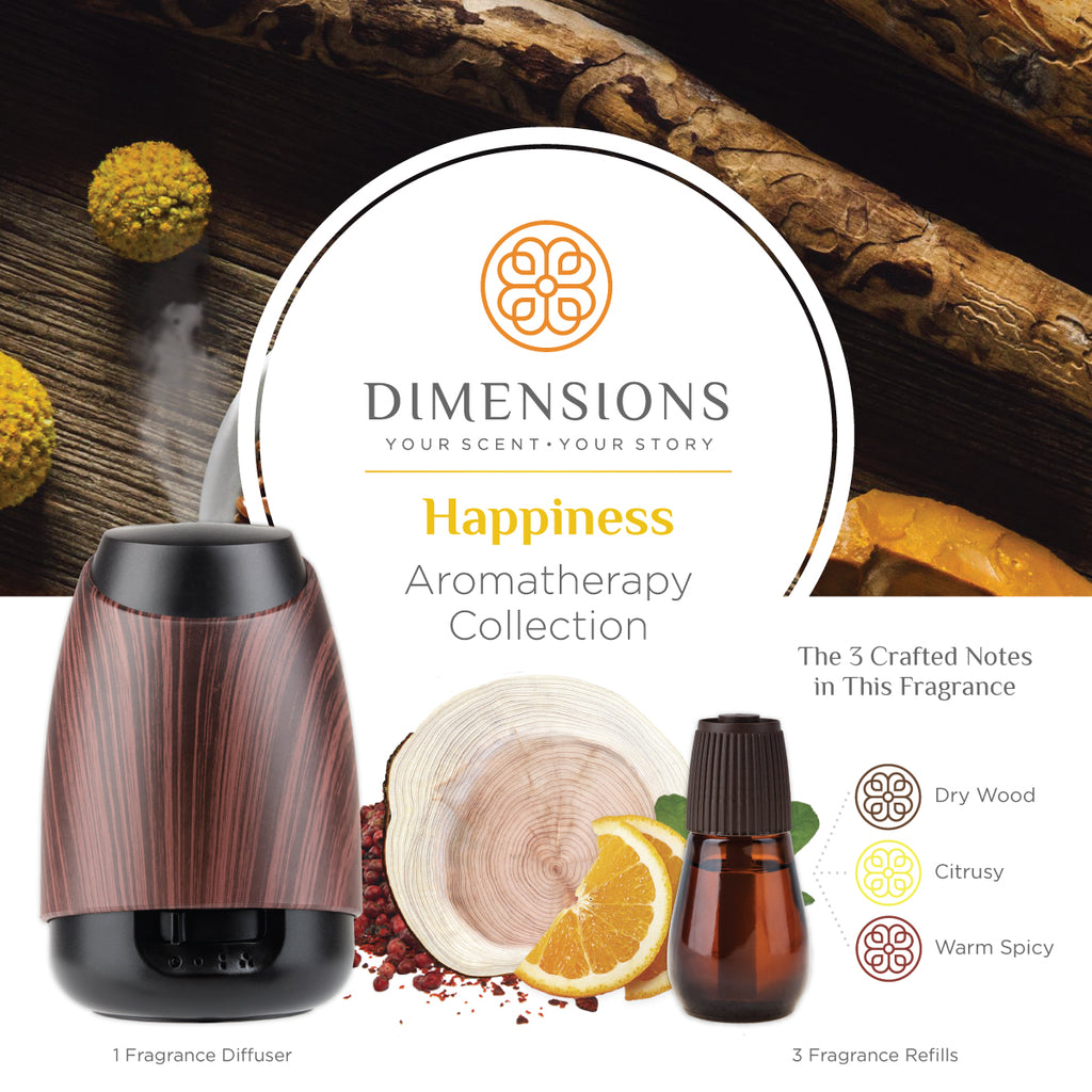Happiness Collection with Diffuser