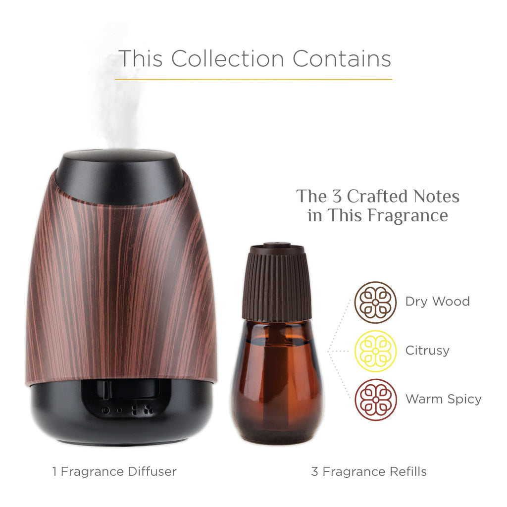 aromatherapy diffuser- happiness