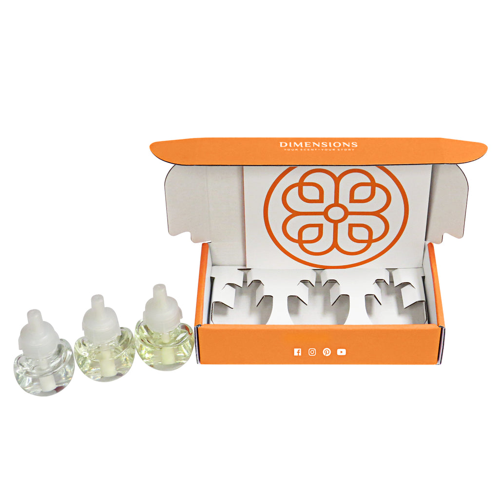 Relaxation Aromatherapy Collection - Fragrance Plug-in Refills