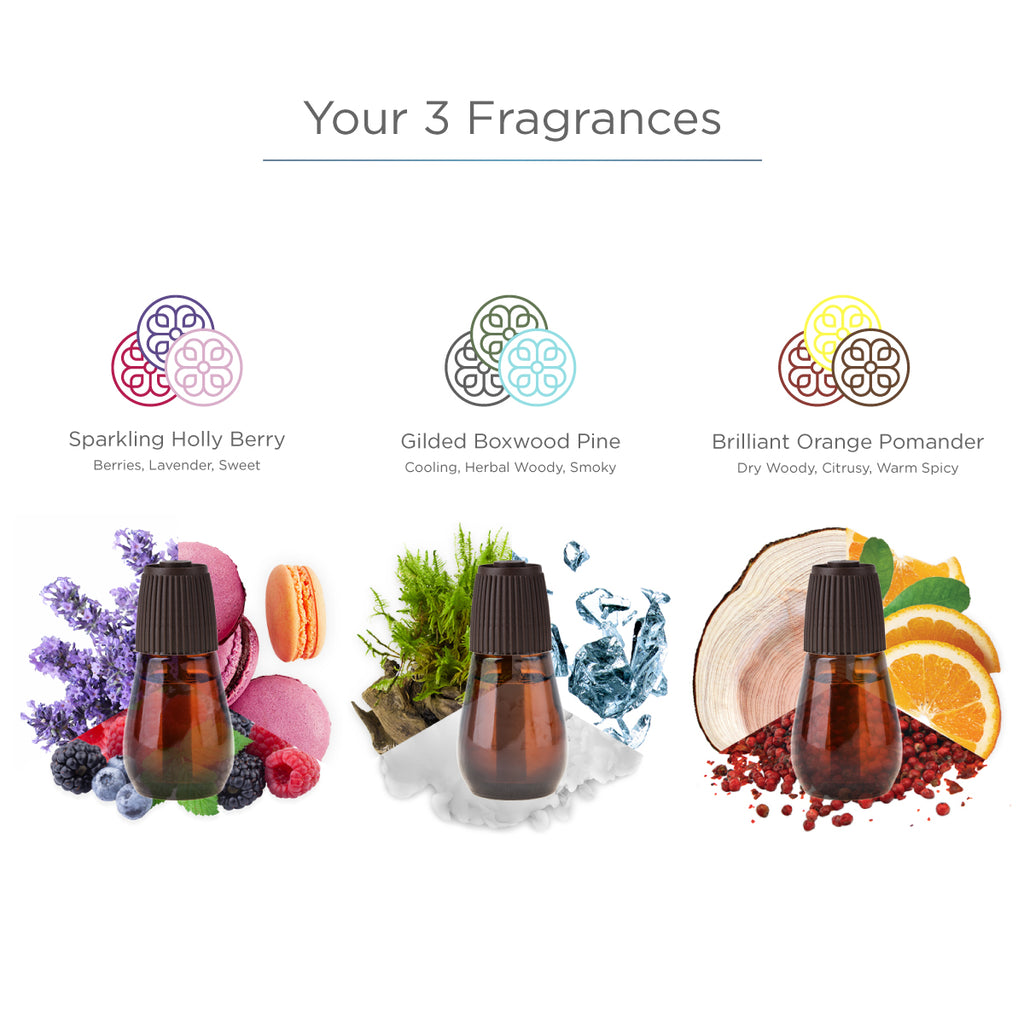 Hand Crafted Holiday Collection - Diffuser Refills
