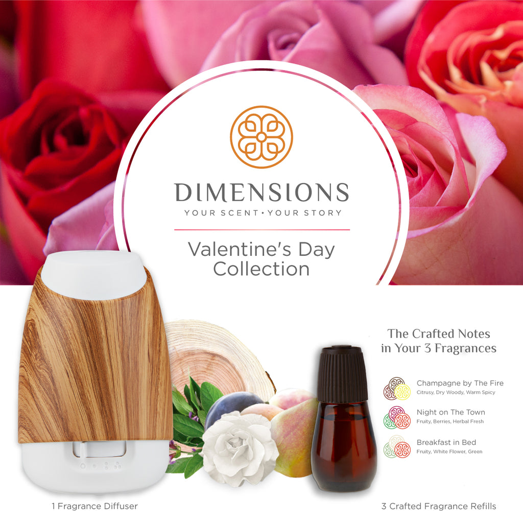 Valentine's Day Collection with Diffuser