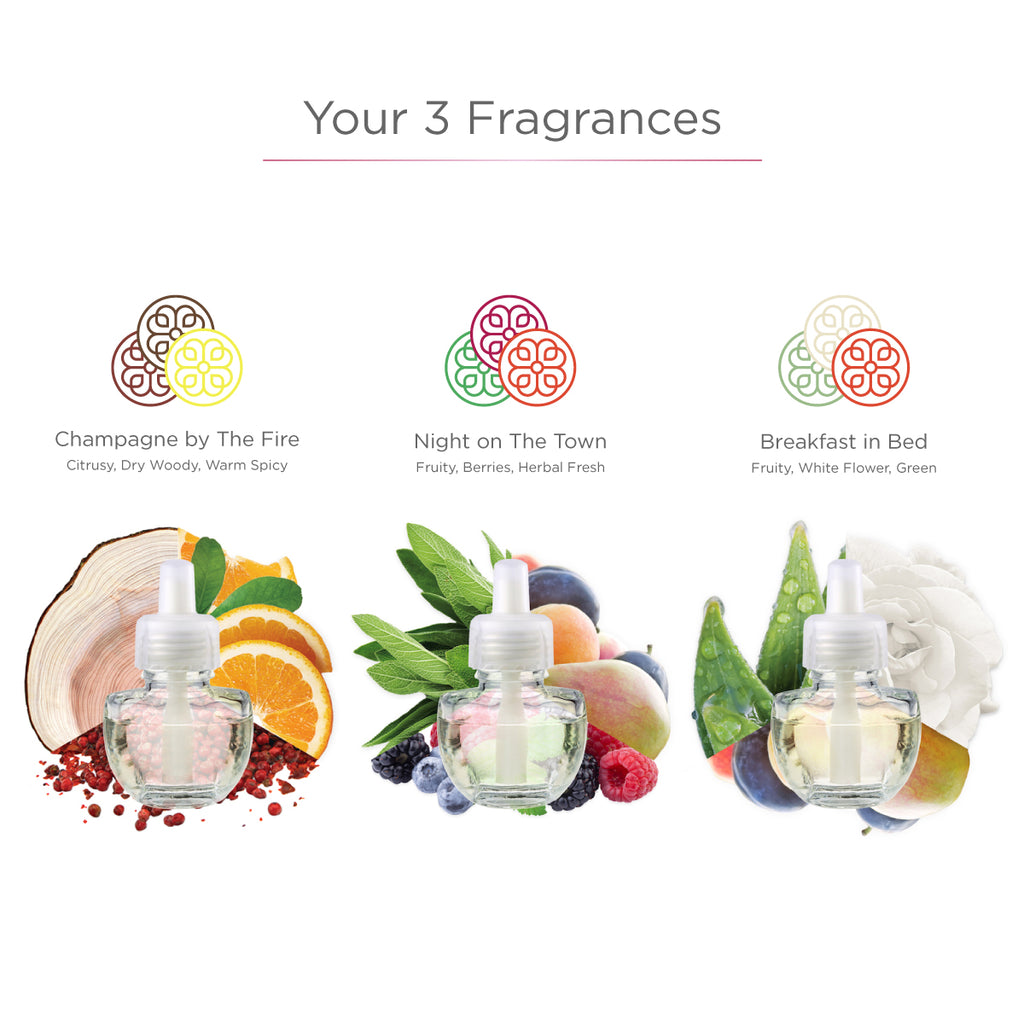 Valentine's Day Collection - Fragrance Plug-in Refills