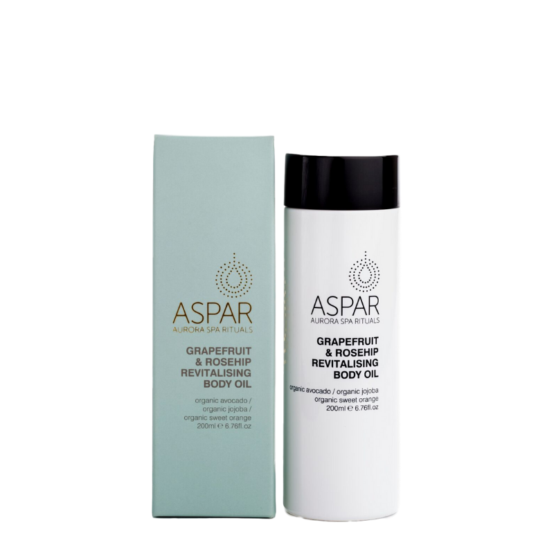 ASPAR REVITALISING OIL GRAPEFRUIT 200ML