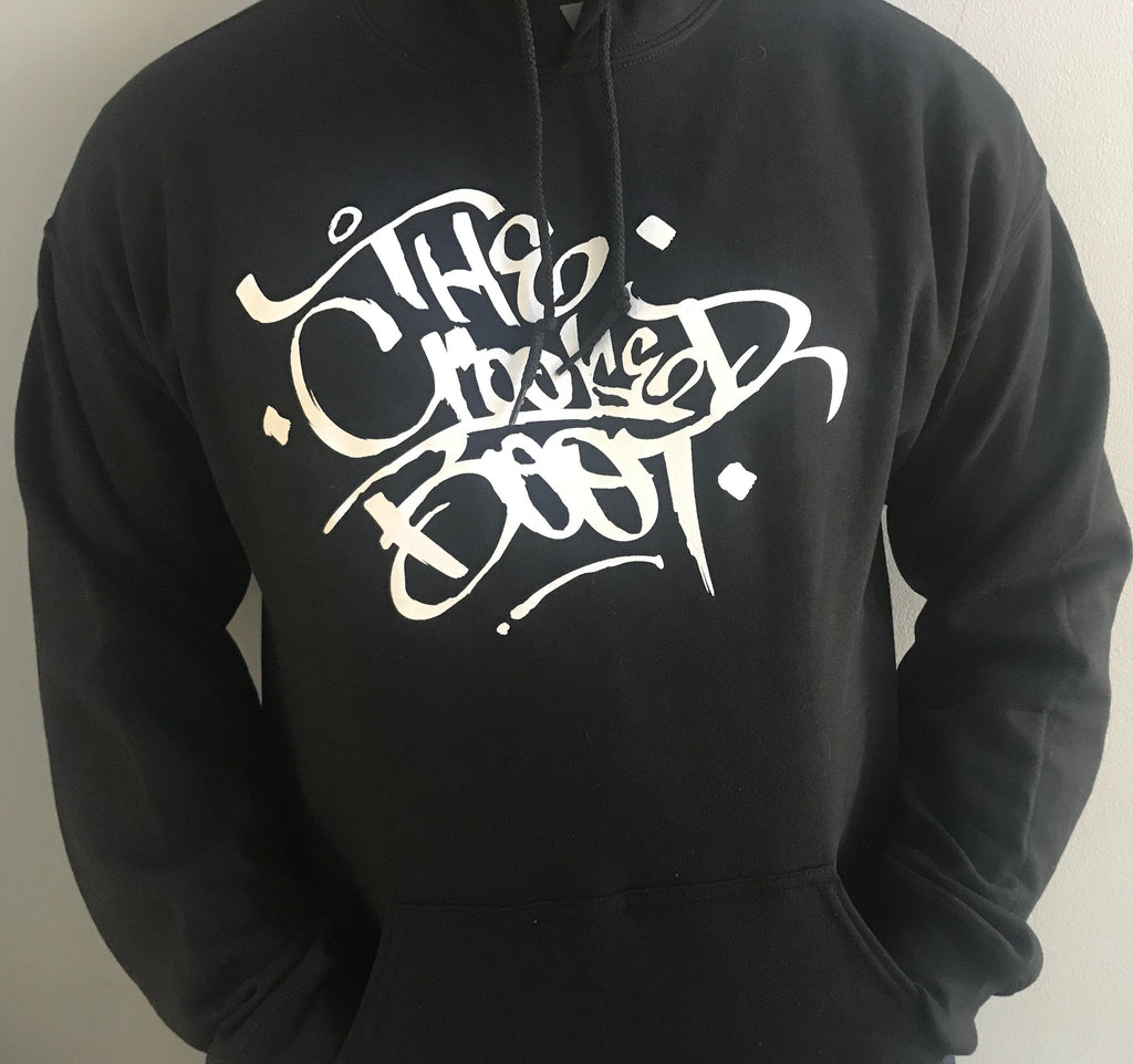 The Crooked Boot Hooded Sweatshirt