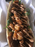 The Crooked Boot Creole Shrimp Poboy (Original or Spicy)