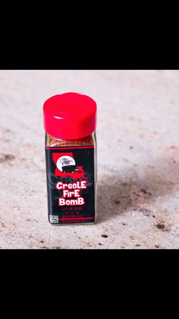 Creole Fire Bomb