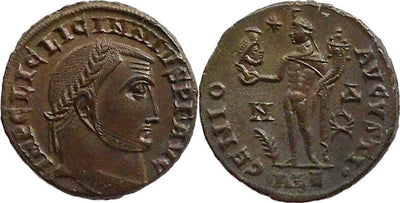 Roman Imperial Licinius I follis 313