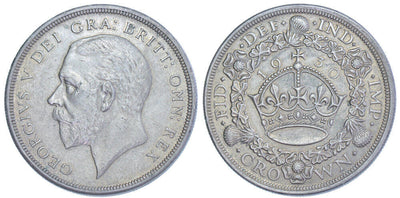 GB GeorgeV 1930 Crown