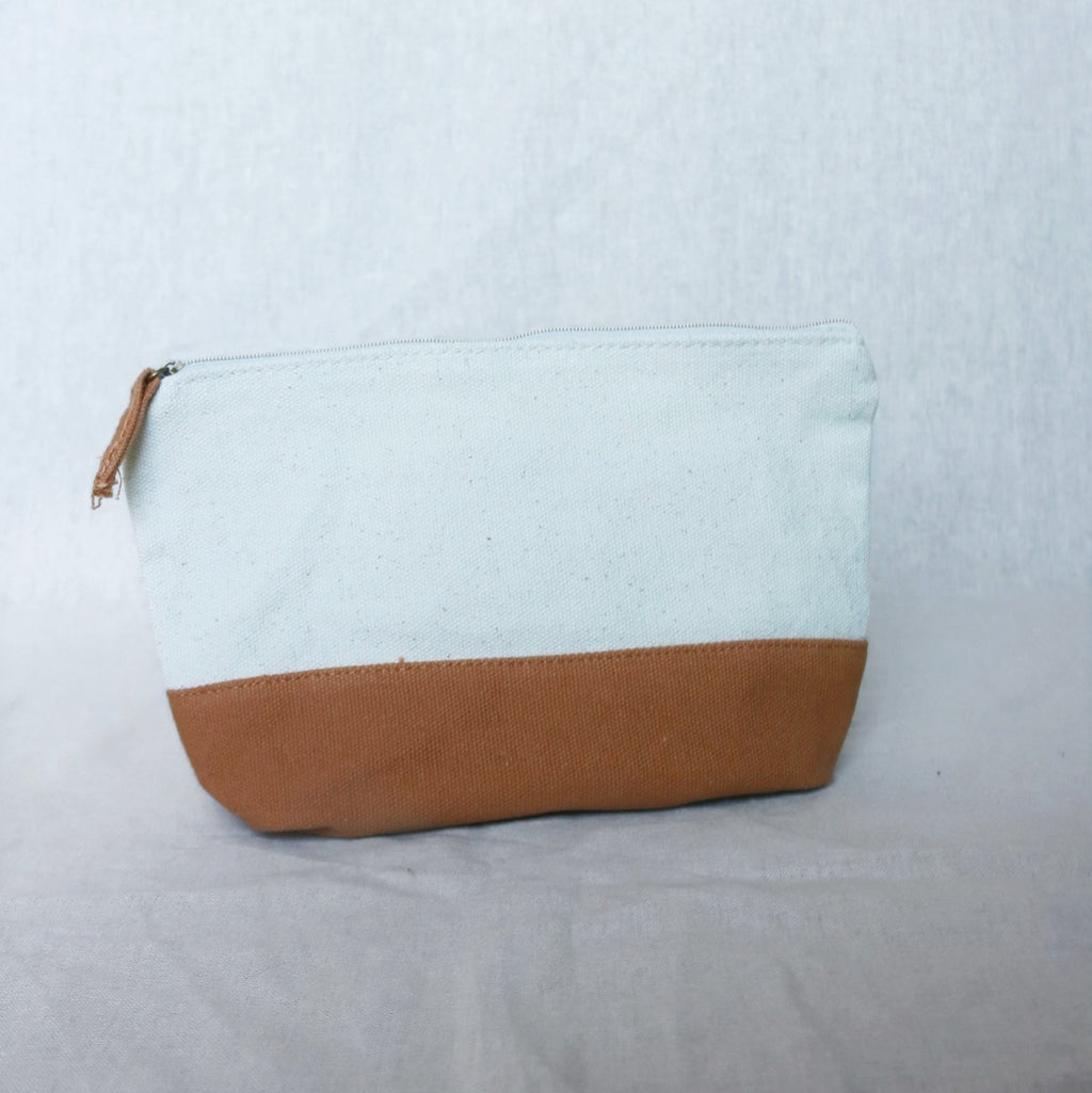 Alice Zippered Pouch