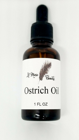 Ostrich Oil - Lil Marie Beauty