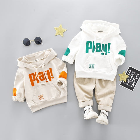Unisex Toddler Fashion Sprouts 2-Piece Outfit