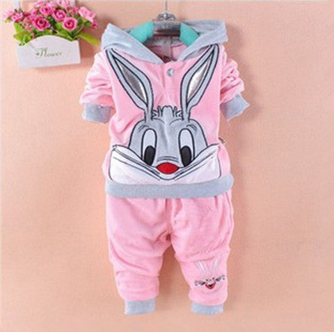 Unisex Infant and Toddler Fashion Sprouts 2-Piece Outfit