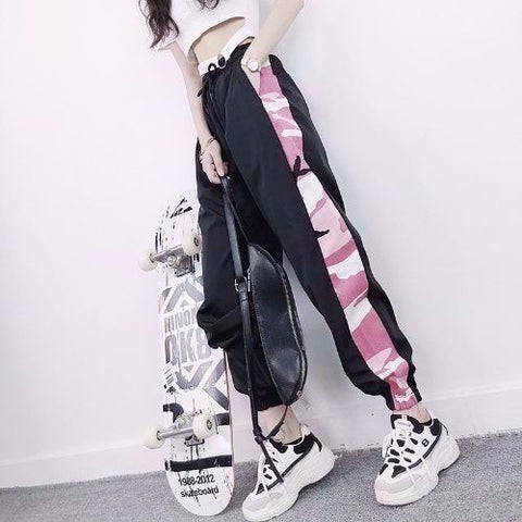 Junior's Harajuku Fashion Hip Hop Pants