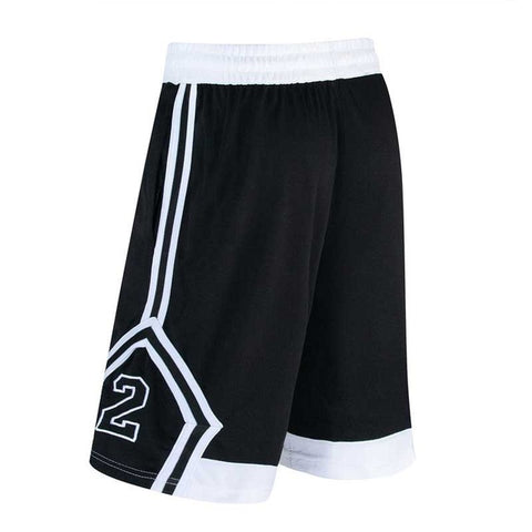 Young Men's Quick Dry Basketball Workout Shorts