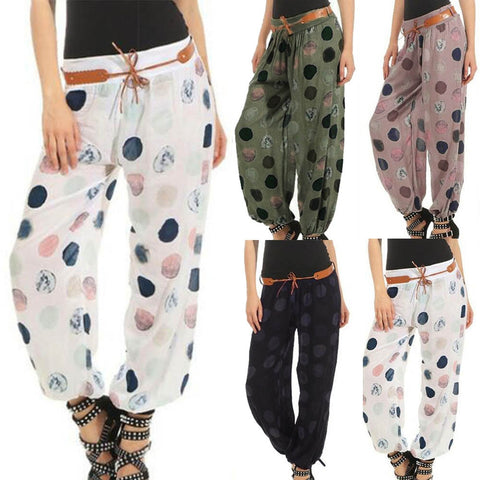 Junior's Harajuku Loose and Casual Pants