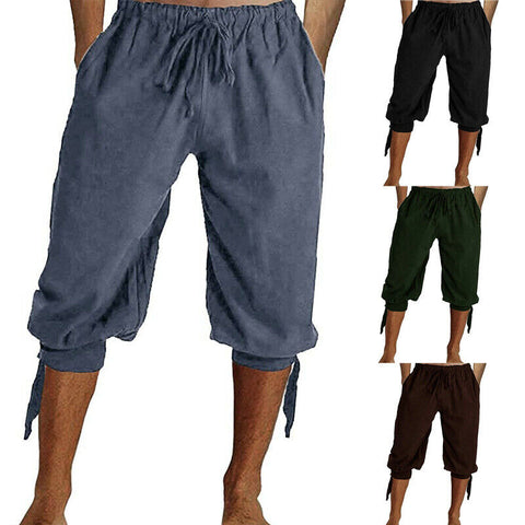 Men's Capoeira Hip Hop Harem Pants