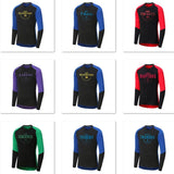 Young Men's NBA Stars Long-Sleeve Warm-up Jersey