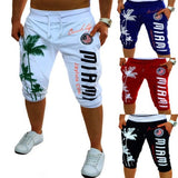 Young Men's Miami Style Jogger Shorts