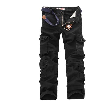 Men's Relaxed Fit Cargo Pants