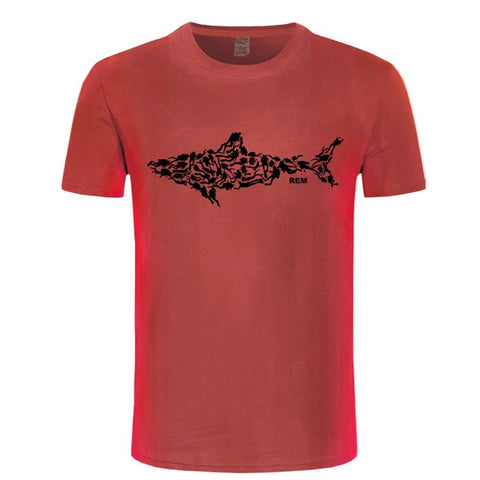 Men's Shark Infested T-Shirt
